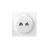 LAN nutipistik Fibaro Walli N Ethernet Outlet