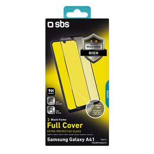 Samsung Galaxy A41 ekraanikaitseklaas SBS Full Glass