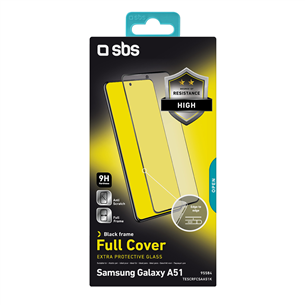 Samsung Galaxy A51 screen protector SBS Full Glass