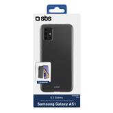 Samsung Galaxy A51 silikoonümbris SBS