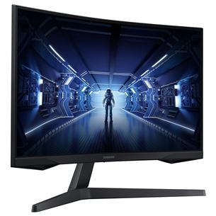 27'' nõgus QHD LED VA-monitor Samsung Odyssey G5