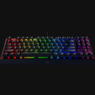 Klaviatuur Razer BlackWidow V3 TKL Green Switch (RUS)