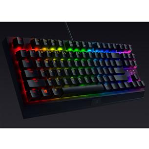 Клавиатура Razer BlackWidow V3 TKL Green Switch (SWE)