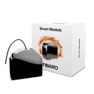 Relee ühe väljundiga Fibaro Smart Module (Z-Wave Plus)