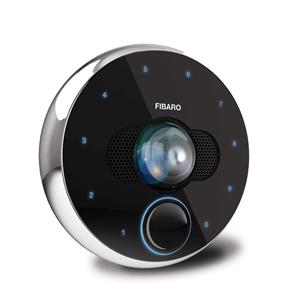 Nutikas uksekell kaameraga Fibaro Intercom FGIC-002