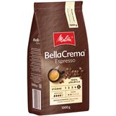 Coffee beans BellaCrema Cafe Espresso, Melitta