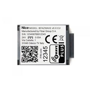 Nutikas adapter Fibaro Nice BiDi (Z-Wave)
