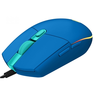 Optiline hiir Logitech G102 LightSync