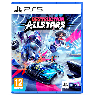 PS5 game Destruction AllStars 711719816829