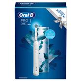 Электрическая зубная щетка Braun Oral-B Cross Action White