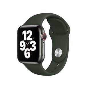 Vahetusrihm Apple Watch Cyprus Green Sport Band - Regular 40mm