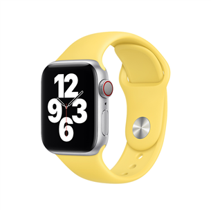 Replacement strap Apple Watch Ginger Sport Band - Regular 40mm