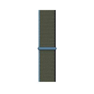 Vahetusrihm Apple Watch Inverness Green Sport Loop 44mm