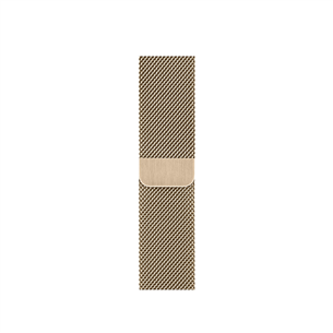 Replacement strap Apple Watch Gold Milanese Loop (40 mm)