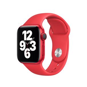 Vahetusrihm Apple Watch (PRODUCT)RED Sport Band - Regular 40mm