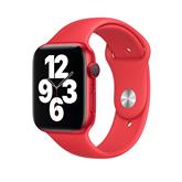 Vahetusrihm Apple Watch (PRODUCT)RED Sport Band - Regular 44mm