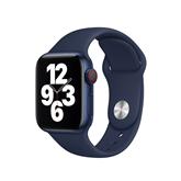 Vahetusrihm Apple Watch Deep Navy Sport Band - Regular 44mm
