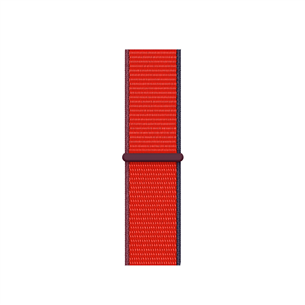Replacement strap Apple Watch (PRODUCT)RED Sport Loop (40 mm) MG443ZM/A