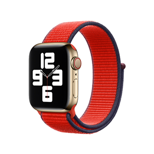 Replacement strap Apple Watch (PRODUCT)RED Sport Loop (40 mm)