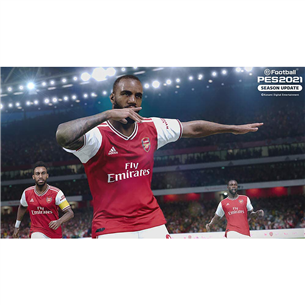 Xbox One mäng eFootball PES 2021 Season Update
