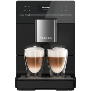 Espressomasin Miele Silence CM5310OBSW