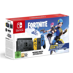 Gaming console Nintendo Switch Fortnite Special Edition 045496453237
