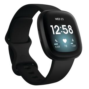 Smartwatch Fitbit Versa 3 FB511BKBK