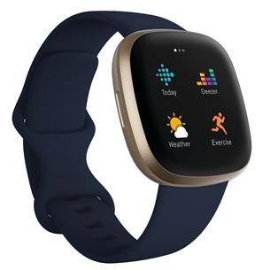 Смарт-часы Fitbit Versa 3 FB511GLNV
