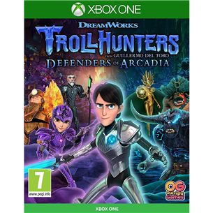 Xbox One mäng Trollhunters: Defenders of Arcadia