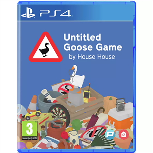 PS4 mäng Untitled Goose Game
