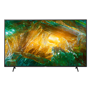 75'' Ultra HD LED LCD-teler Sony