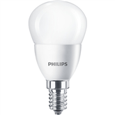LED lamp Philips (E14, 40W)
