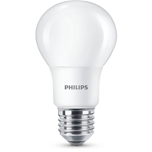 LED lamp Philips (E27, 60W) 929001234304