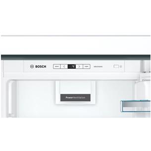 Интегрируемый холодильник Bosch (178 см)