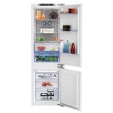 Интегрируемый холодильник Beko / 178 см