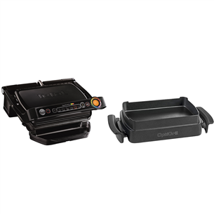 Table grill Tefal OptiGrill+ Snacking & Baking GC714834