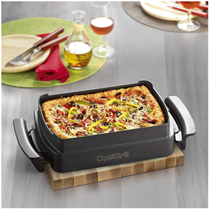 Table grill Tefal OptiGrill+ Snacking & Baking