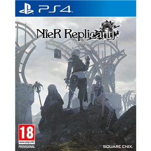 PS4 game NieR Replicant ver.1.22474487139 Day 1 Edition (pre-order) 5021290090200