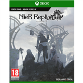 X1/SX game NieR Replicant ver.1.22474487139 Day 1 Edition (pre-order)