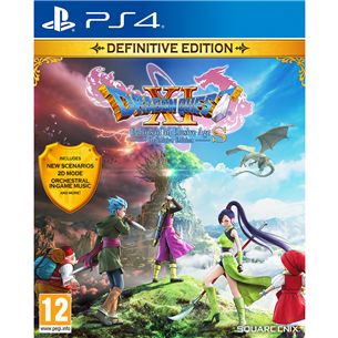 PS4 game Dragon Quest XI S: Echoes of an Elusive Age Definitive Edition 5021290088320