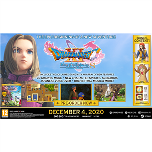 PS4 mäng Dragon Quest XI S: Echoes of an Elusive Age Definitive Edition