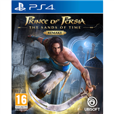 PS4 game Prince of Persia: The Sands of Time Remake (pre-order)
