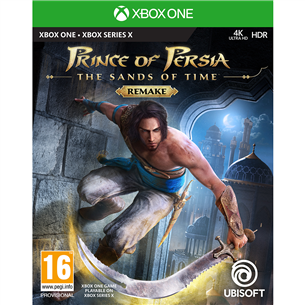 Xbox One / Series X/S mäng Prince of Persia: The Sands of Time Remake (eeltellimisel)