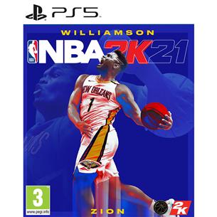 PS5 mäng NBA 2K21