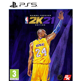 PS5 mäng NBA 2K21 Mamba Forever Edition