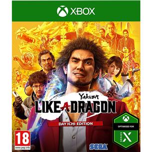 Xbox One game Yakuza: Like a Dragon