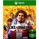 Xbox One mäng Yakuza: Like a Dragon
