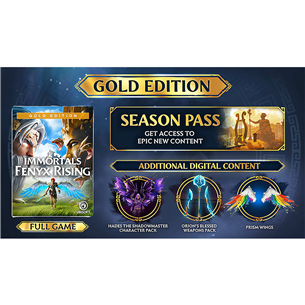 Xbox One / Series X/S mäng Immortals Fenyx Rising GOLD Edition