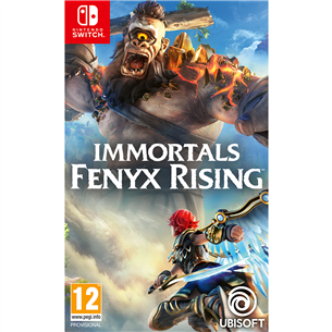 Switch mäng Immortals Fenyx Rising