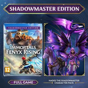PS4 mäng Immortals Fenyx Rising Shadowmaster Edition